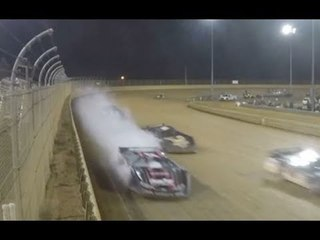 Corey Gordon Goes Up In Smoke At Fastrak World Championship