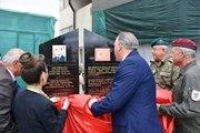 Kosova'da 1999 Yılında Şehit Düşen Başçavuş Hüseyin Kutlu Anıtı Açıldı