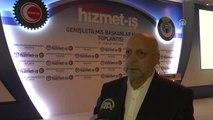 """Hak-İş Konferasyonu Genel Başkanı Arslan: """"Taşeron İşçilere Kadro Çalışmalarına Katkıya Hazırız"""""""