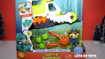 Octonauts Rescue the Yeti Crab from Slime!!! Gup Y & Shellington Lots of Toys