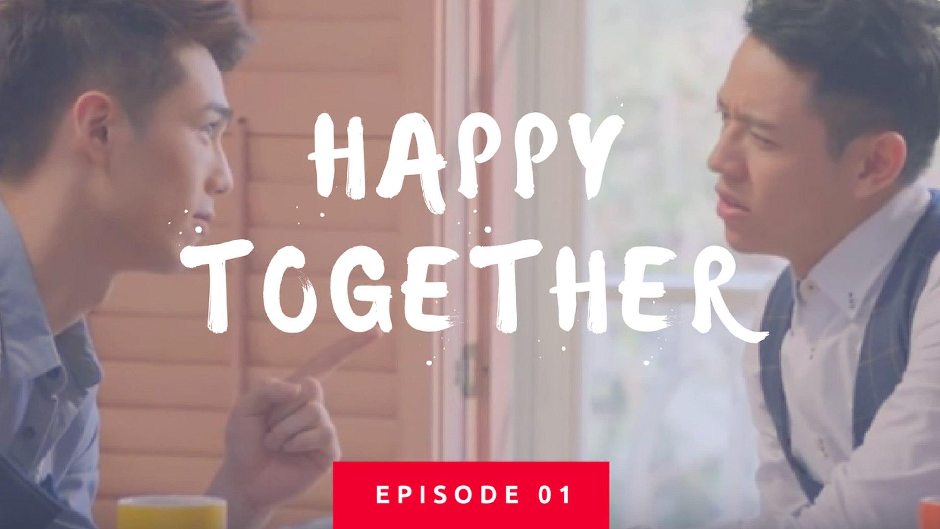Happy Together Alex Benny Ep 01 English Sub Video Dailymotion