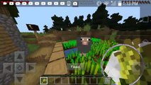 Minecraft How To Make a Command block In Minecraft PS4: OMG