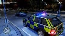 GTA IV - BRITISH METROPOLITAN POLICE MOD - video dailymotion
