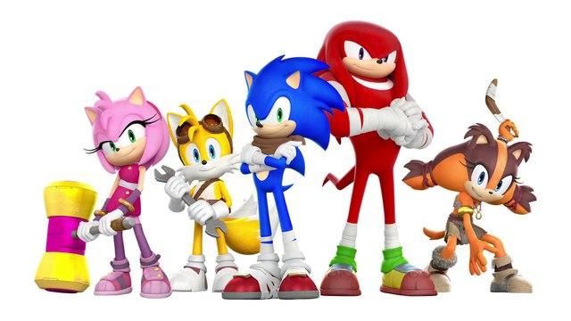 Watch Now Full Season Online HD (( Sonic Boom )) Season 2 Episode 46