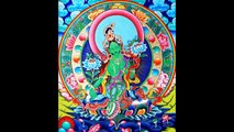 MANTRA GREEN TARA OM TARE TU TARE TURE SO HA