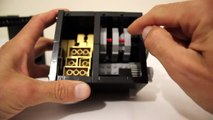Working LEGO Combination Safe
