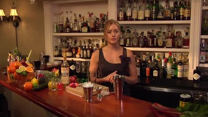 Cobbler Style Cocktail - The Proper Pour with Charlotte Voisey - Small Screen