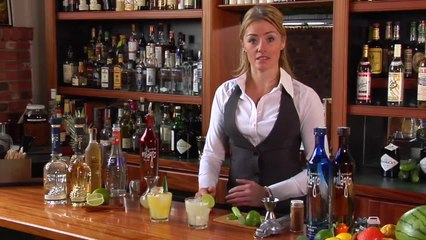 Traditional Margarita Cocktail - The Proper Pour with Charlotte Voisey - Small Screen