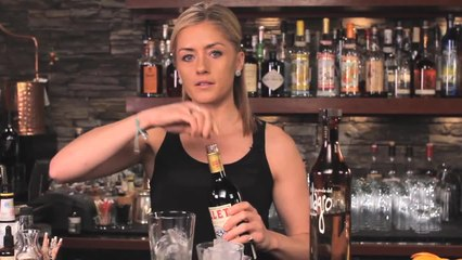 Chocolate Manhattan - The Proper Pour with Charlotte Voisey - Small Screen