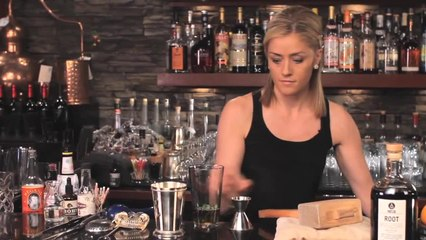 ROOT Julep Cocktail - The Proper Pour with Charlotte Voisey - Small Screen