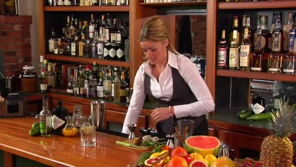 Maracuja Mosquito Cocktail - The Proper Pour with Charlotte Voisey - Small Screen