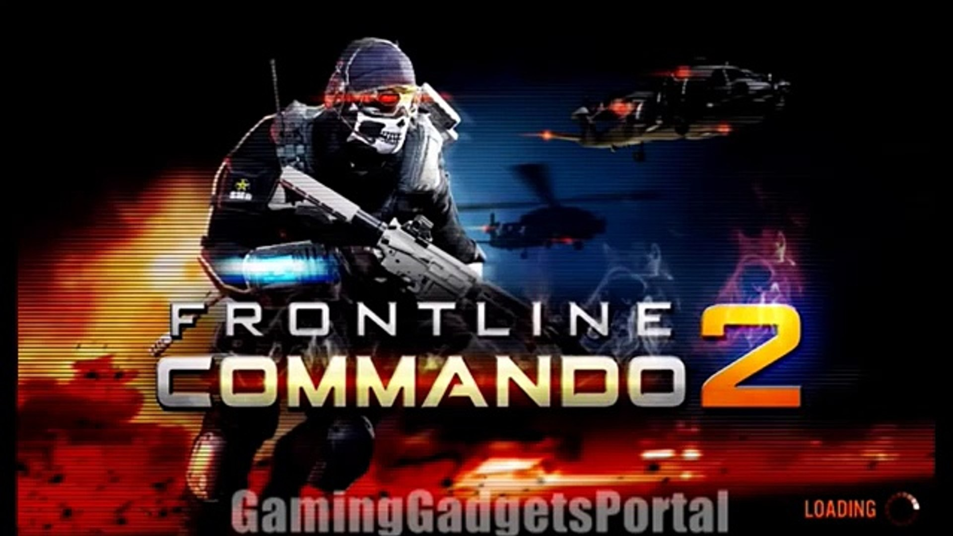 frontline commando apk and obb download
