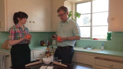 Old Fashioned - Home Bar Basics with Dave Stolte - Small Screen