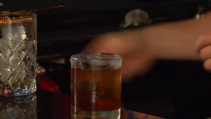 Cubed Old Fashioned - Raising the Bar with Jamie Boudreau - Small Screen