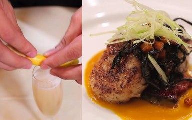 James Beard House Special - Jaime Salas & Chef Billy Oliva