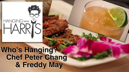 James Beard House Special - Freddy May & Chef Peter Chang