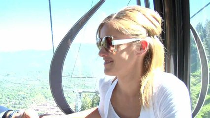 Margarita at 11,000 feet - Charlotte Voisey - Aspen - Hanging with Harris