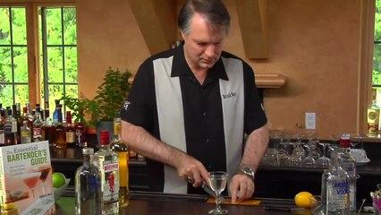Vesper Cocktail - The Cocktail Spirit with Robert Hess