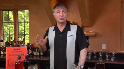 Black Hawk Cocktail - The Cocktail Spirit with Robert Hess - Small Screen