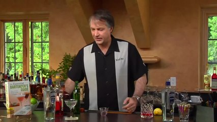 Lucien Gaudin Cocktail - The Cocktail Spirit with Robert Hess - Small Screen