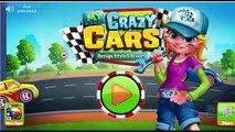 Androïde des voitures fou conception conception éducation pour des jeux enfants mon vidéos style tabtale gameplay