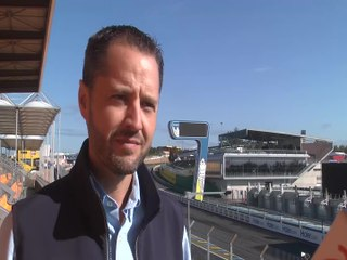 24 Heures Camions 2017 - Interview Michael Vaidie, responsable marketing Club ACO