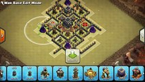 Th9 War Base 2017 With Bomb Tower New Update Anti 3 Star/Anti 2 Star Anti Everything Anti Valkyrie