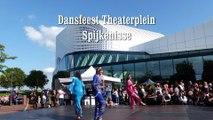 Dansfeest Theaterplein - impressie / Spijkenisse 2017