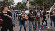 Ciudad de México: una tragedia y miles de héroes anónimos