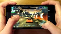 Google Nexus 5X - Need For Speed Carbon: Own the City - PPSSPP v1.1.1 - Gameplay / Test