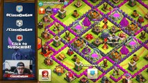Clash of Clans Most Rushed Base Ever   Worlds Worst Base Layout