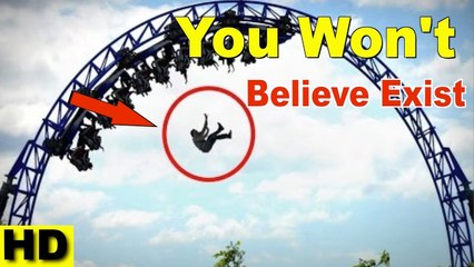 Top 10 DEADLIEST Roller Coasters YOU WONT BELIEVE EXIST! #Art