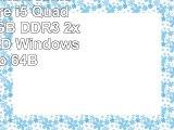 HP 8200 Elite Desktop  Intel Core i5 Quad 310 GHz 4GB DDR3 2x NEW 1TB HD Windows 10 Pro