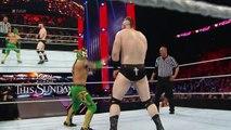 SHEAMUS AND ALBERTO DEL RIO VS DEAN AMBROSE AND KALISTO (2016) - WWE Wrestling - Sports MMA Mixed Martial Arts Entertainment