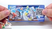 BMX Велосипеды, Киндер Сюрприз new - обзор коллекции (BMX Bikes, BMX Räder, Kinder Surprise)