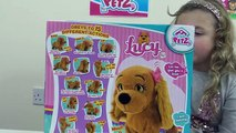 CLUB PETZ LUCY + LOLA INTERACTIVE PUPPY DOG | Playing Fun Toys for kids | The Disney Toy Collector