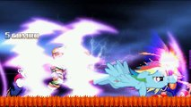 Sonic EXE and Mario EXE VS Mario and Sonic - video dailymotion