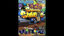 SUBWAY SURFERS Los Angeles Update new   NEW Wayne Knight Outfit & Cruiser Board Gameplay (iOS)