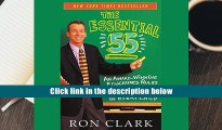 Download BookK The Essential 55: An Award Winning Educator s Rules For Discovering The Successful