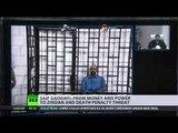 Libya Lost: Gadaffi's son faces death penalty at hands of shadowy militias
