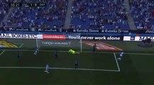 Leo Baptistao Goal HD - ........ 1-0 ......... 24.09.2017