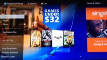 How To Get Any Game For Free On PlayStation 4 And PlayStation 3 On The PlayStation Store(2016)