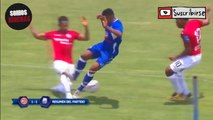 Jorge Bazan With One Of The Worst Ever Knee Tackles vs Juan Aurich!
