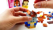 Beauty and the Beast LEGO Brick Headz Beast 41596 Review | Evies Toy House