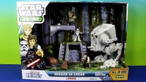 PlaySkool Heroes Star Wars Mission on Endor Jedi Luke Skywalker Han Solo Darth Vader Stormtrooper