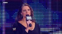 JBL, Shawn Michaels, Chris Jericho, Randy Orton and Stephanie McMahon Segment
