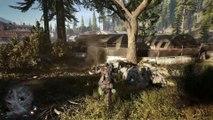 DAYS GONE Gameplay Walkthrough Part 1 PS4 - E3 2017⁄E3 2016 Developer Demo