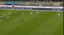 Verona 0  - 3  Lazio  24/09/2017 Adam Marusic  super Goal 60' HD Full Screen .