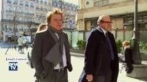 Bernard Tapie traité pour un cancer de l'estomac, révèle sa femme