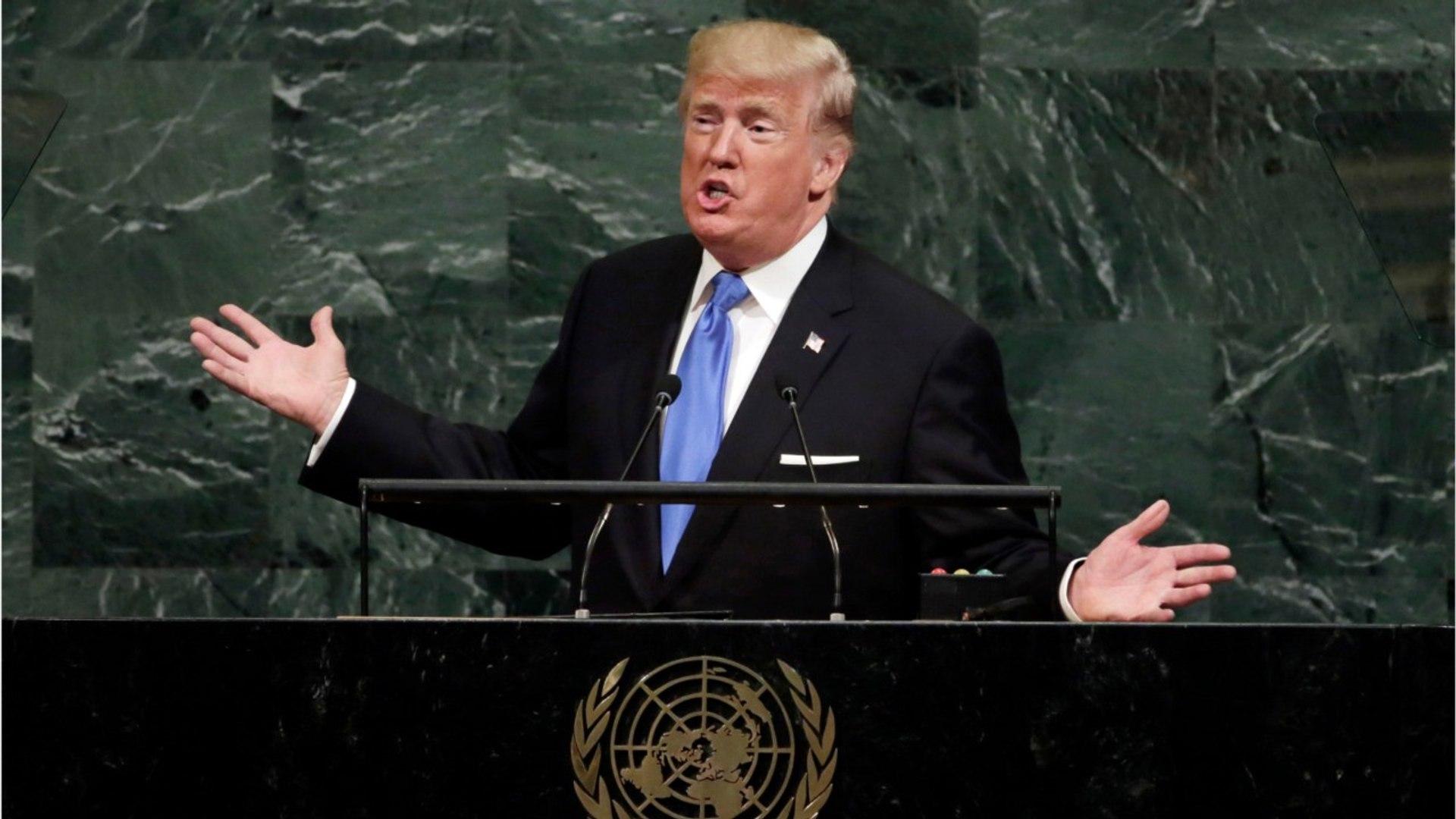 President Trump Threatens North Korea Via Twitter
